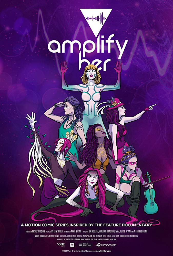 Amplify-Her-2019 Black Is King (2020)