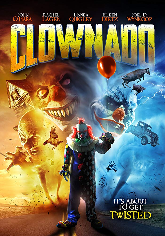 Clownado-2019 Scary Stories To Tell In The Dark (2019)