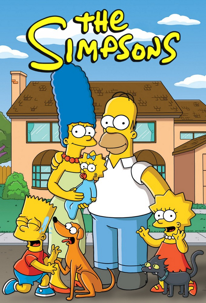The-Simpsons The Simpsons (1989)