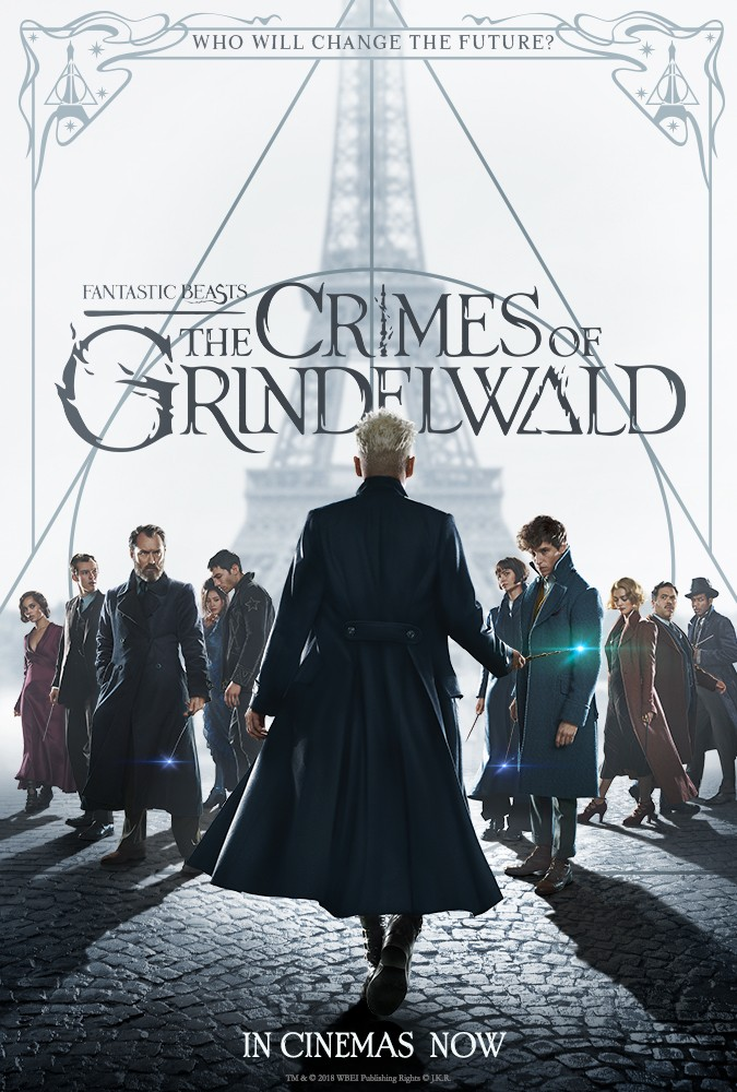 Fantastic-Beasts-The-Crimes-of-Grindelwald-2018 The Lord of the Rings: The Fellowship of the Ring (2001)