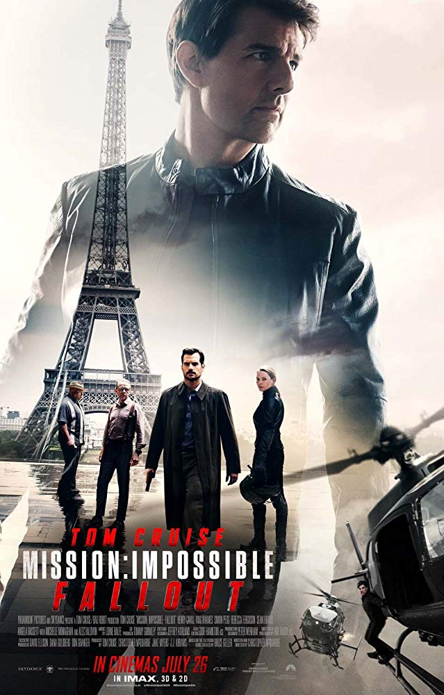 Mission-Impossible-Fallout-2018 Mission: Impossible II (2000)