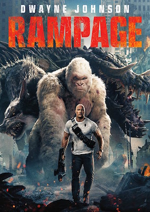 Rampage The One and Only Ivan (2020)