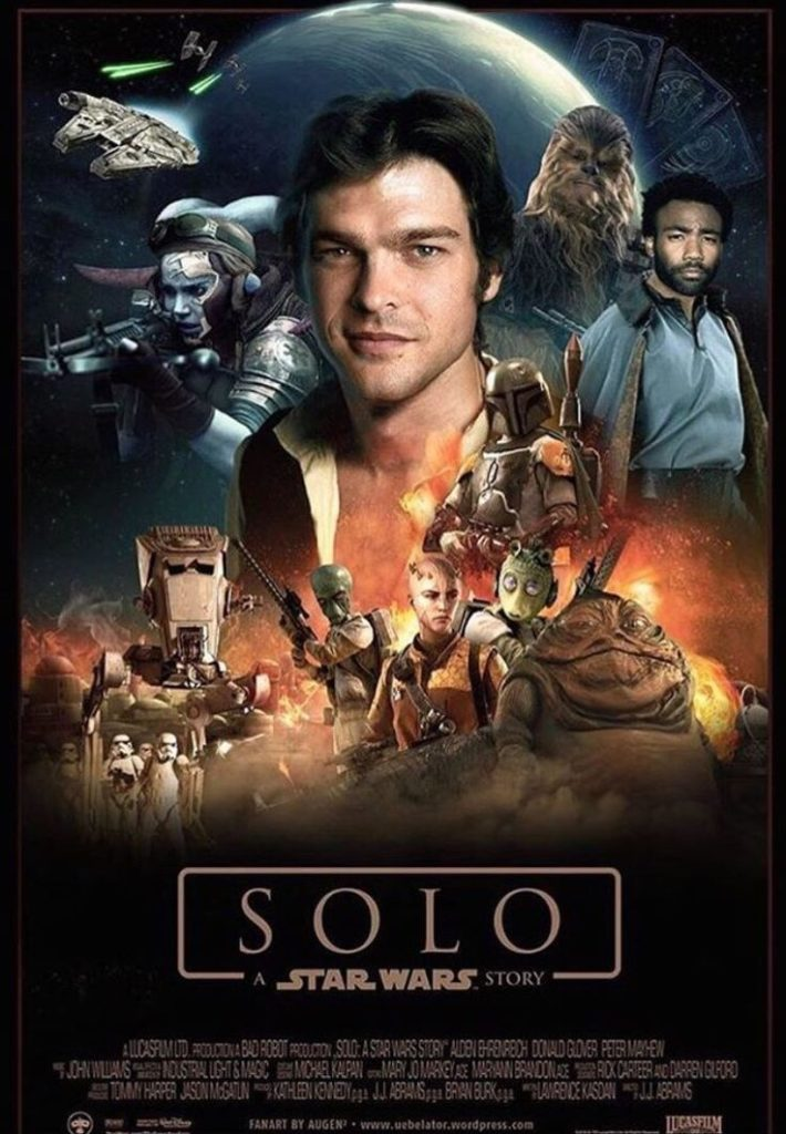 Solo-A-Star-Wars-Story-2018-710x1024 Like a Boss (2020)