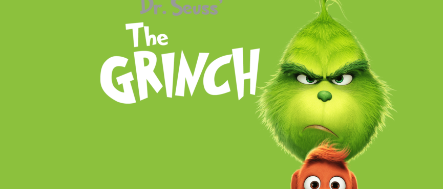 Dr. Seuss The Grinch