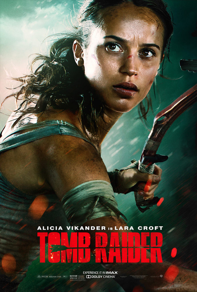 Tomb Raider 2019 Stream