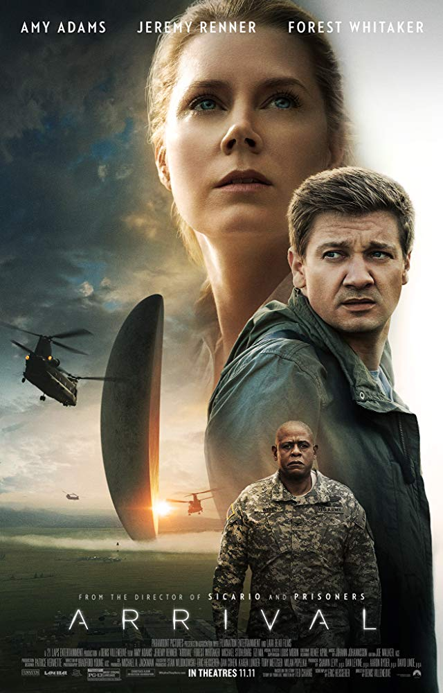 Arrival-2016 The Fifth Element (1997)