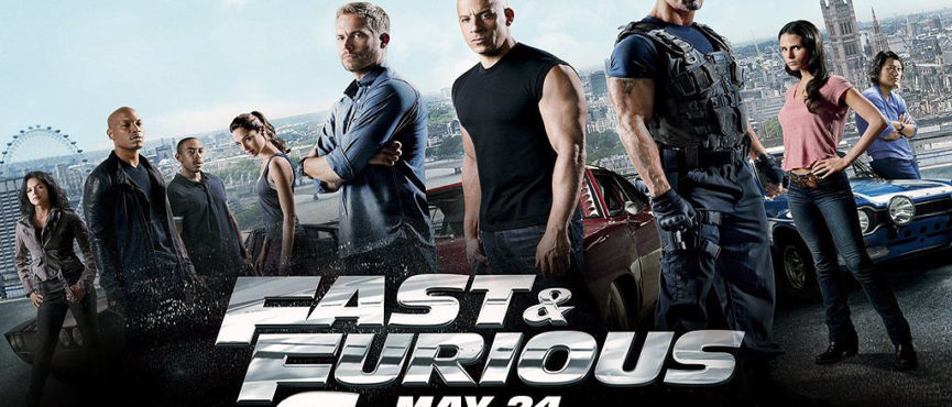 Fast and Furious 6 The Game