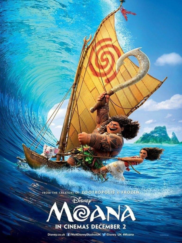 Moana-2016-768x1024 Red Shoes and the Seven Dwarfs (2019)