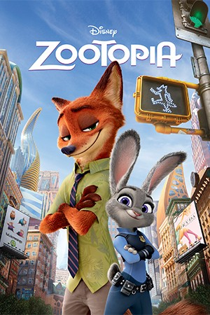 Zootopia-2016 The One and Only Ivan (2020)