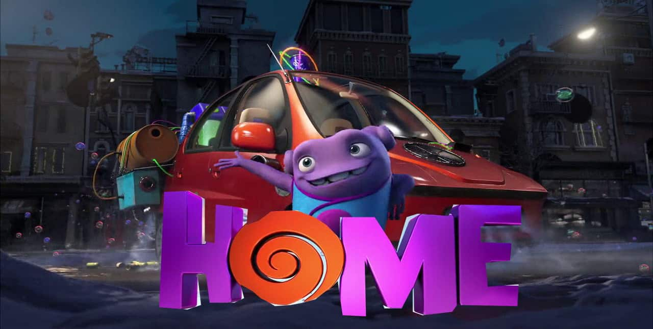 Home animation movie