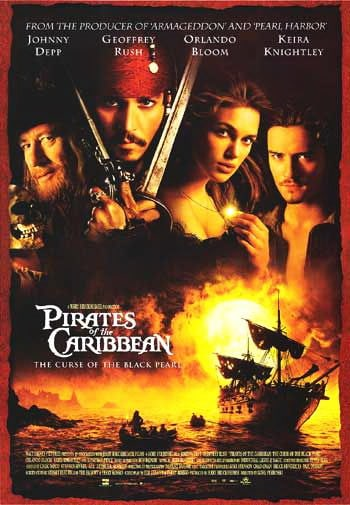 Pirates of the Caribbean The Curse of the Black Pearl (2003)