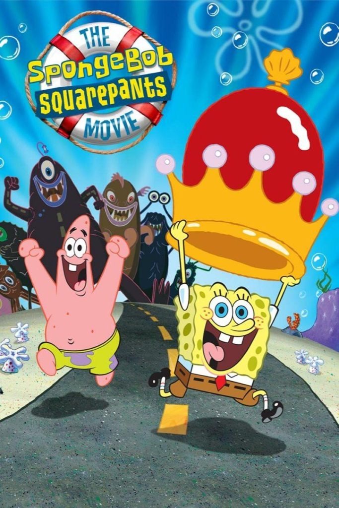 The SpongeBob SquarePants Movie (2004)