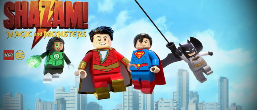 LEGO DC: Shazam - Magic & Monsters (2020)
