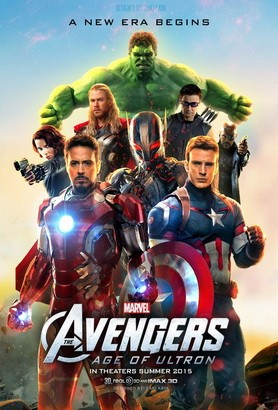 Avengers-Age-of-Ultron-2015 The New Mutants (2020)