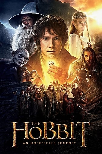 The-Hobbit-An-Unexpected-Journey-2012 The Lord of the Rings: The Fellowship of the Ring (2001)