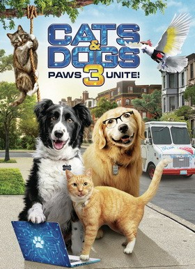 Cats-Dogs-3-Paws-Unite-2020 Cats & Dogs 3: Paws Unite (2020)