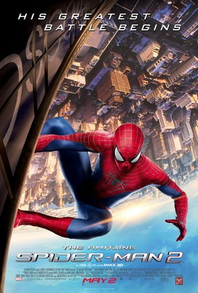 The-Amazing-Spider-Man-2-2014 Spider-Man: Homecoming (2017)