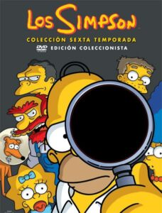 6122080 The Simpsons (1989)